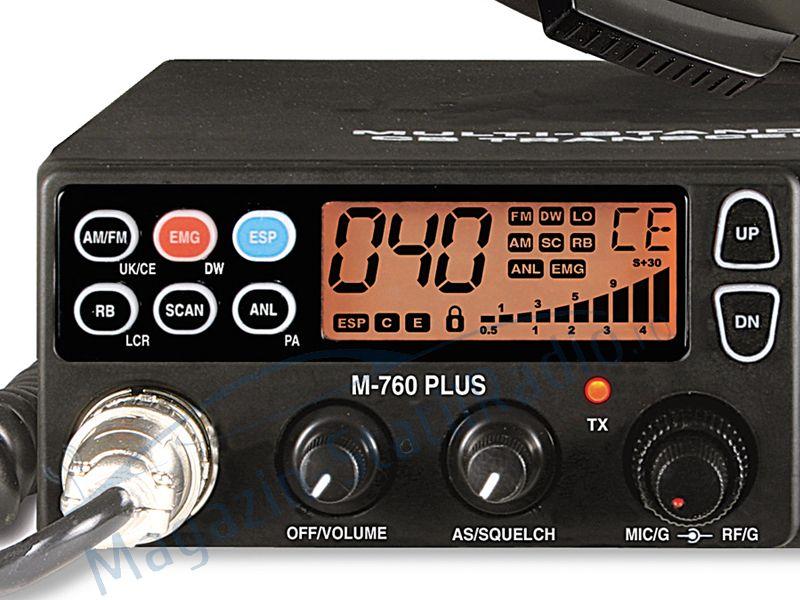 Statie radio Intek M 760