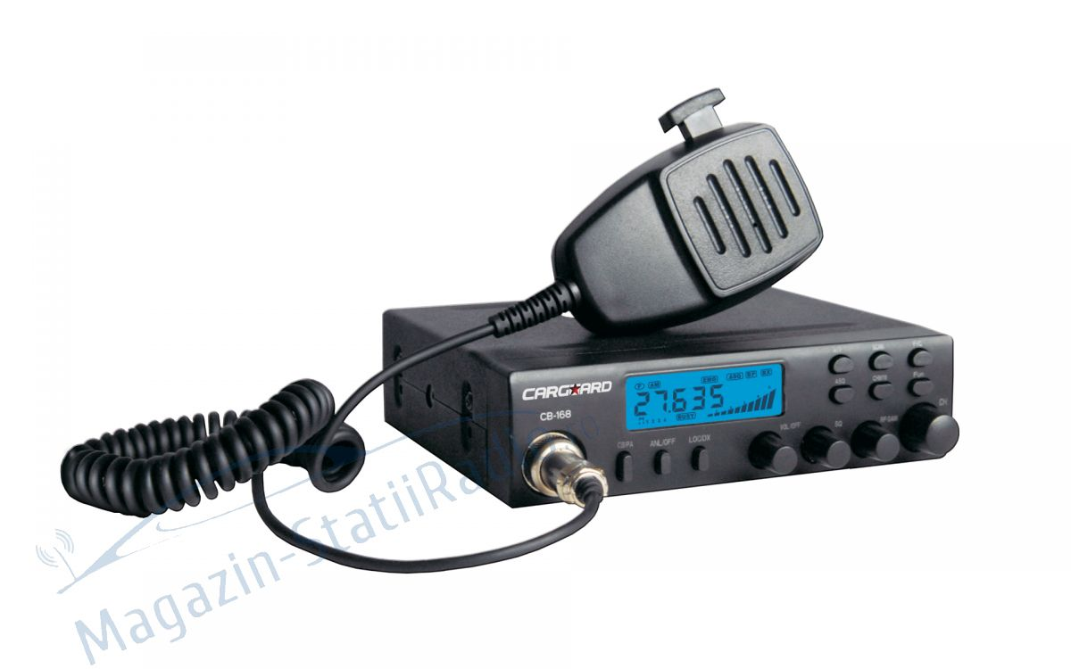 Statie Radio Mobila CB Carguard  CB08