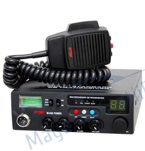 Statie Radio Intek M 550 Power