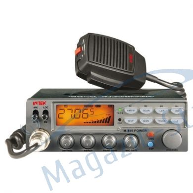 Statie Radio Intek M 495 Power