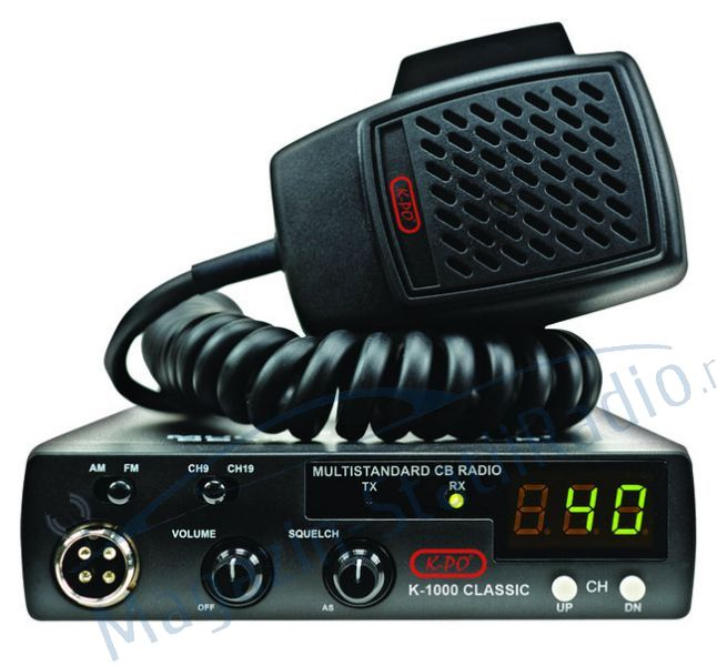 Statie Radio CB K-PO K 1000 Classic