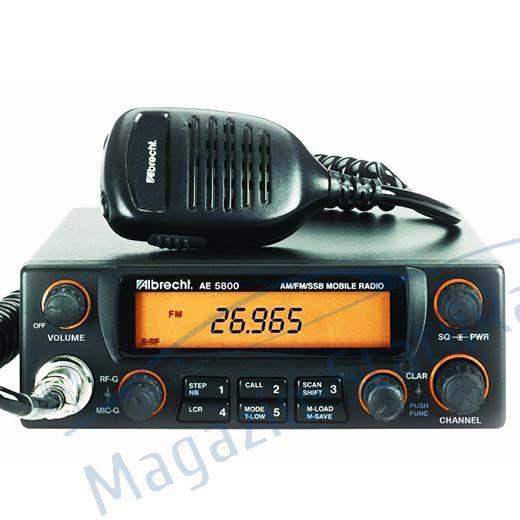 Statie Radio Albrecht 5800
