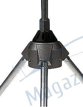 Antena radio fixa in banda VHF Sirio GPA135-175A