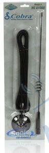 Antena Radio CB Cobra HGA 1000, 53cm, cablu: 4.7m!