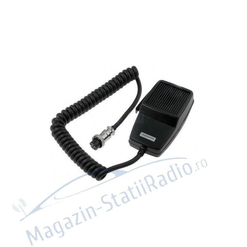 Microfon Megawat cu 6 pini dinamic compatibil cu statiile President