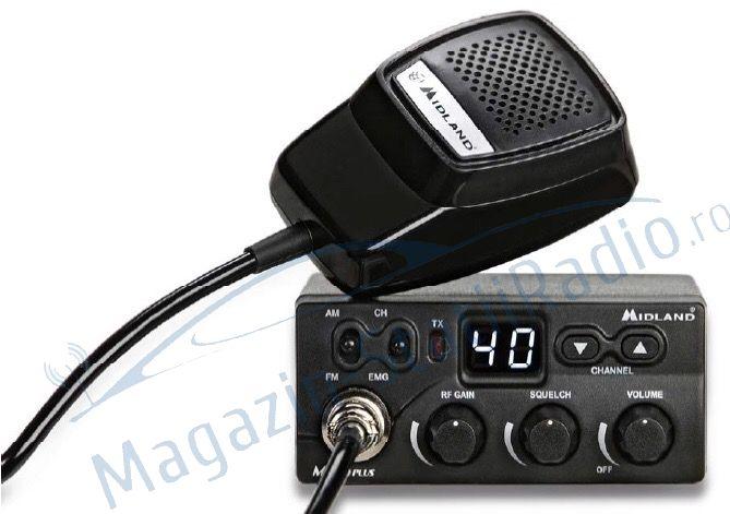 Statie radio CB Midland M Zero P