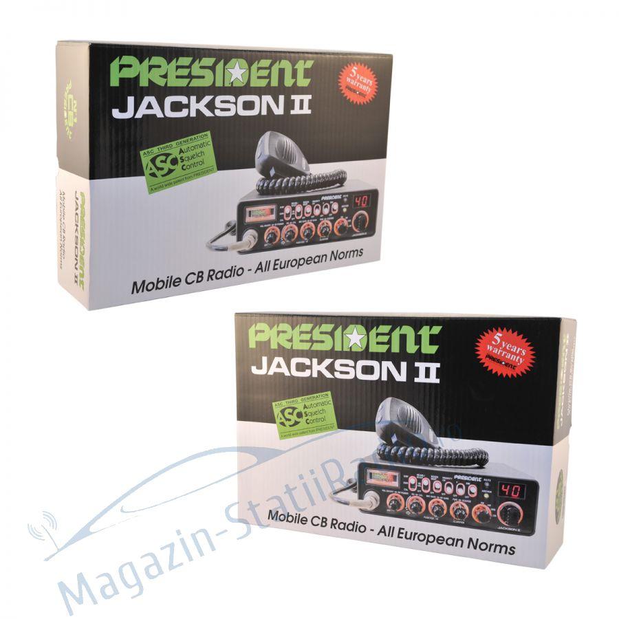 Statie President Jackson 2 Asc