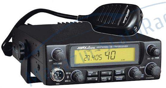 Statie Radio Jopix Itaca