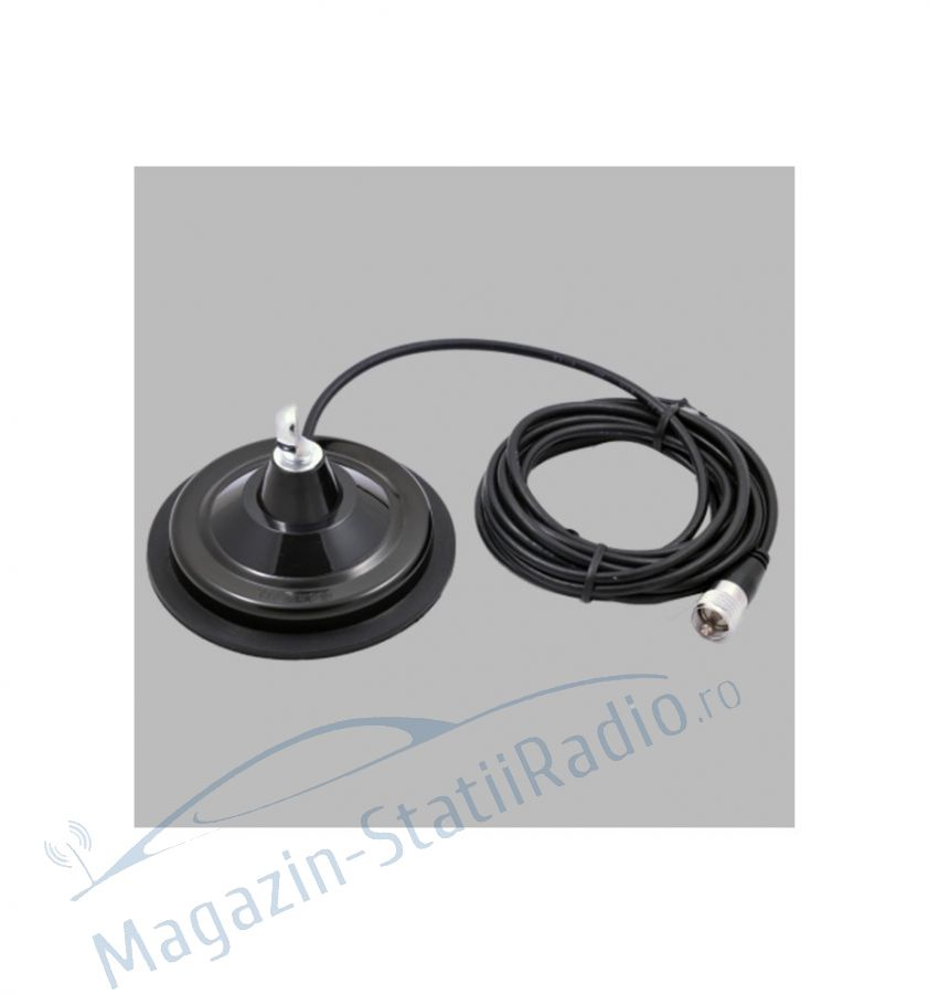 Antena Radio CB MEGAWAT MW 140 SILVER + magnet STORM 125 Dv