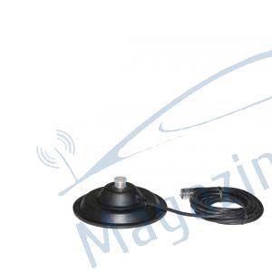 Montura Magnetica 140PL mufata din fabrica, diametru 140mm