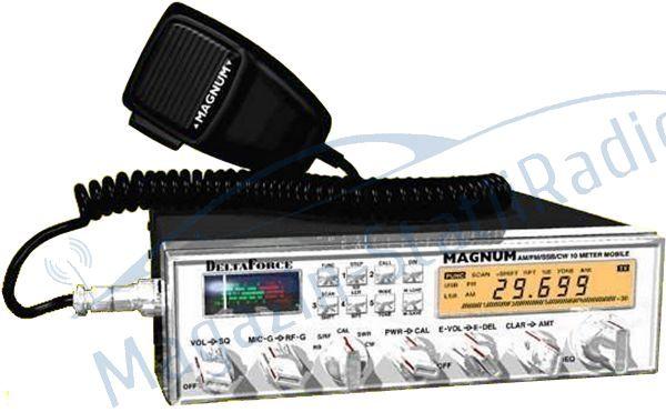 Statie Magnum Delta Force- 30 watI-banda 10m