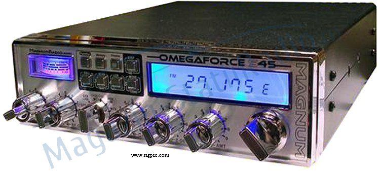 Statie MAGNUM S45-banda 10m