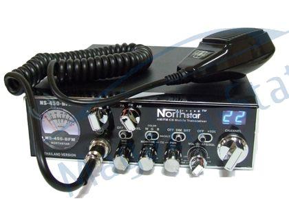 Statie radio Northstar NS-450-BFM-banda 10m