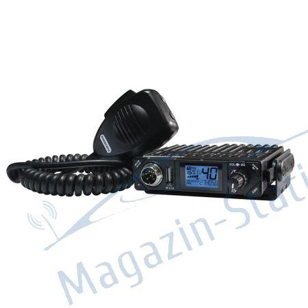 Statie Radio CB President BILL AM/FM ASC + Antena CB MEGAWAT MW CB 13