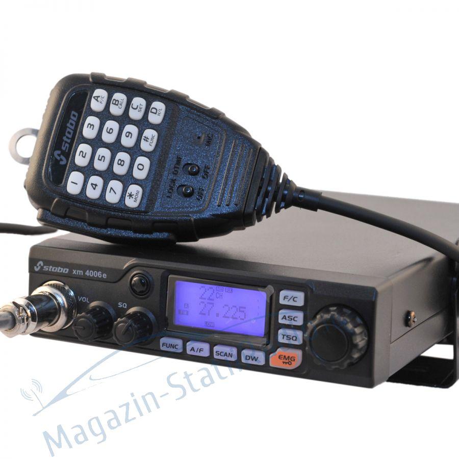 Statie Radio CB Stabo xm 4006 e