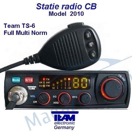 Statie emisie-receptie Team TS-6 model 2010