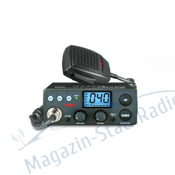 Statie radio CB INTEK M 60 PLUS