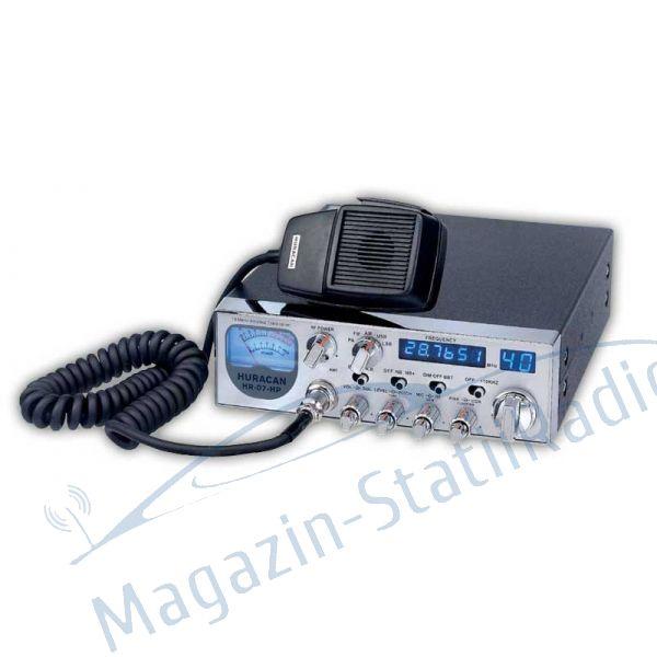 Statie radio Huracan - HR-07-HP