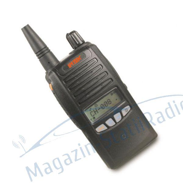 Statie Radio Portabila Profesionala, PMR INTEK - HT 446 S  Statie Radio Licenta Libera.