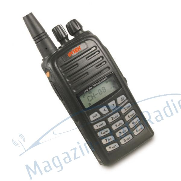 Statie Radio Portabila PMR 446MHz, INTEK - HX-446 S. Statie Radio Licenta Libera.