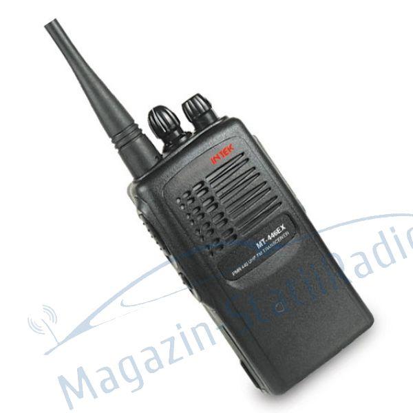 Statie Radio Portabila PMR 446MHz, INTEK  MT-446 EX