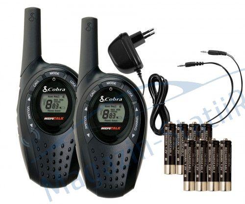 SET Statie Radio Portabila Walkie-Talkie PMR Cobra MT 600