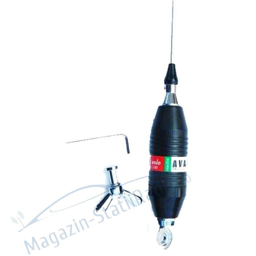Antena Avanti Volo 130 + baza magnetica Storm 125 dv