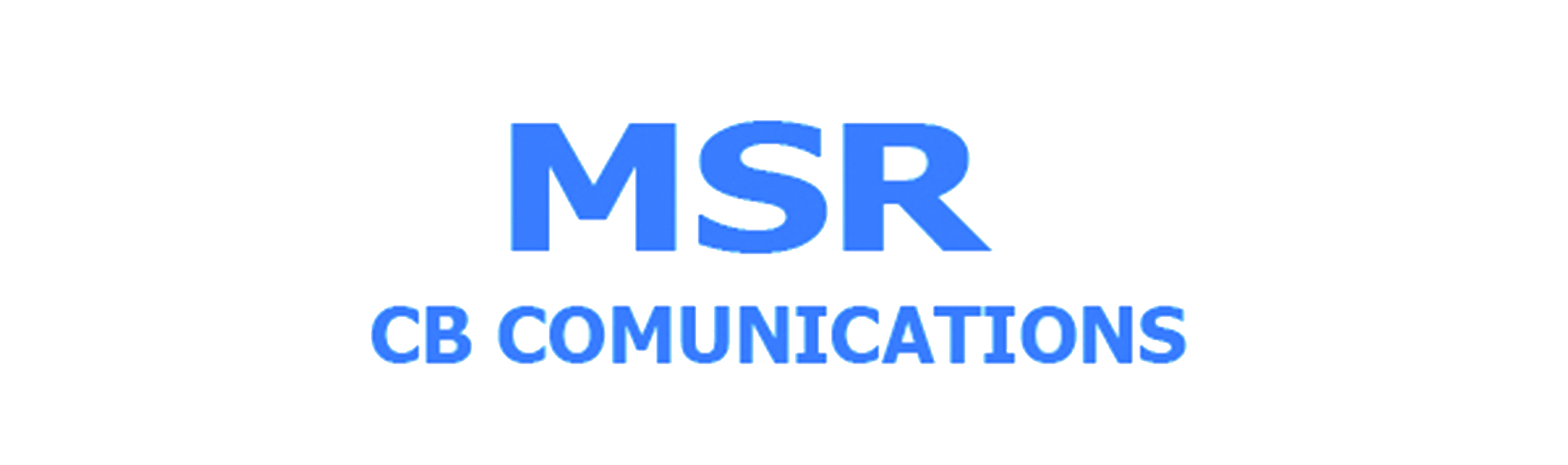 MSR CB comunications