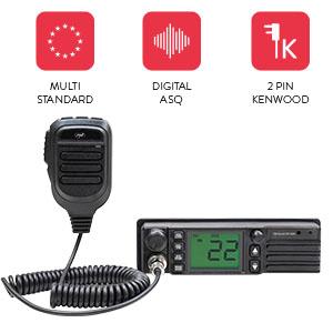 Statie radio CB PNI 9500