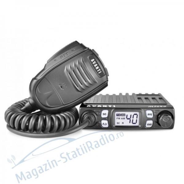 Testare, unboxing, prezentare statie Avanti Micro 4w